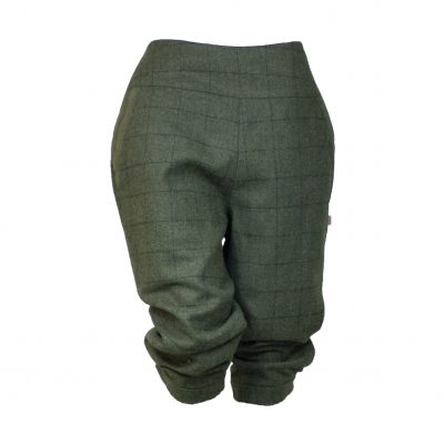 Dani breeks green/green front view