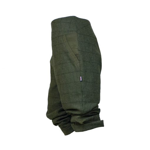 Dani breeks green/green side view
