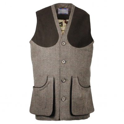 Joseph Gilet Front - Buttons fastened